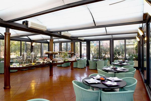 Hotel Ateneo Palace Roma